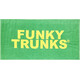 Funky Trunks Towel Still Brasil